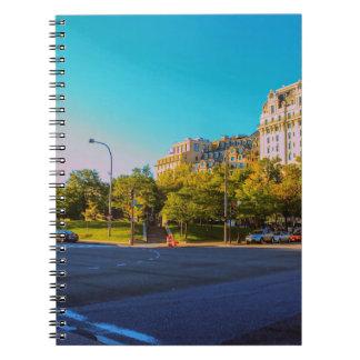 D.C. Street Notebooks