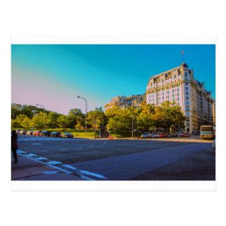 D.C. Street Postcard