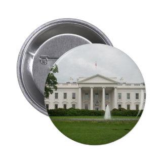 D.C. white house 6 Cm Round Badge
