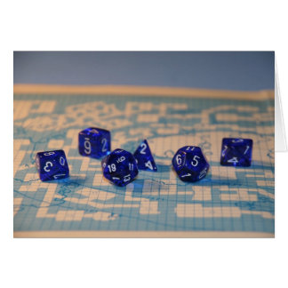 D&D Dice Card