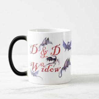 D & D Widow Mug
