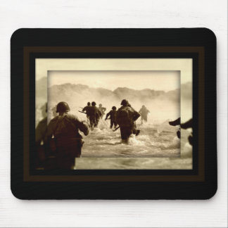 D-Day 65th Anniversary June 6, 2009 Mouse Pad
