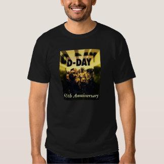 D-Day 65th Anniversary June 6, 2009 T Shirt