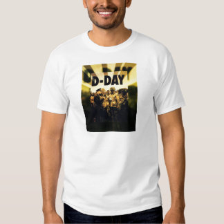 D-Day 65th Anniversary June 6, 2009 T-shirts
