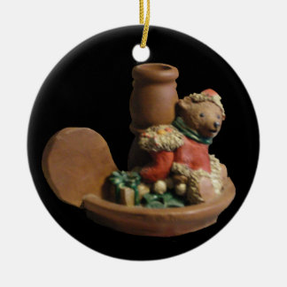 D.ELF BROTHER BEAR 11 KY. BG CHRISTMAS ORNAMENT