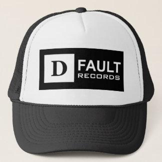 D-Fault Logo Trucker Hat