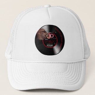 D. FLOYD 30yrs COMMERATIVE FITTED CAP