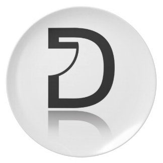 D for design party plate