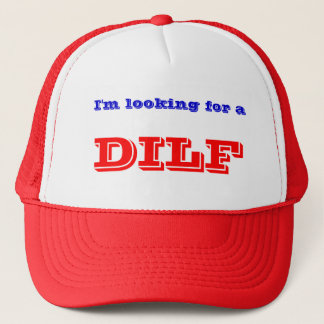 D.I.L.F. TRUCKER HAT