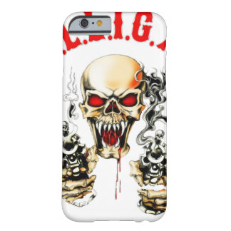 D.I.L.L.I.G.A.F. BARELY THERE iPhone 6 CASE