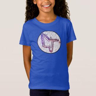 D&J Blue Tie-dye T-Shirt