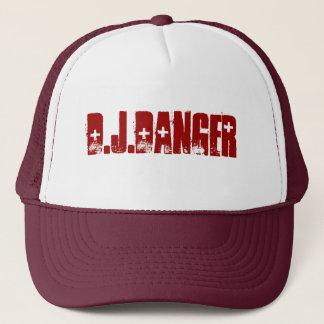 d.j.danger trucker hat