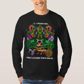 D. J. Dragon King men DARK All Styles T-Shirt