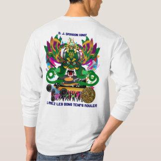 D. J. Dragon King men LIGHT All Styles T-Shirt