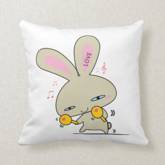 D J .Honey Bunny American MoJo Pillows Throw Cushions