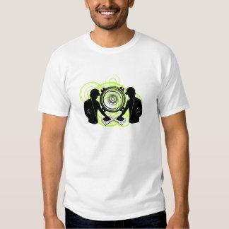 D J In Tee Shirt