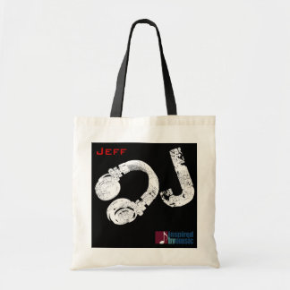 d.j. music personalized
