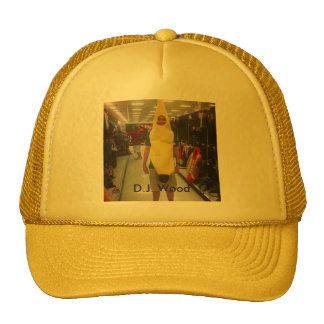 D.J. Wood hat