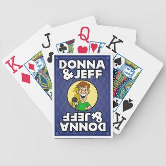 D&J's Cards Poker Deck