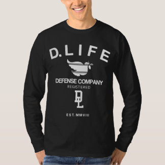 D.LIFE Defense Co. T-Shirt