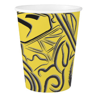 D Monster Lover Paper Cup