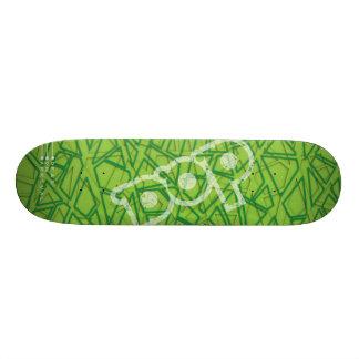 D.O.A. Digital Web 21.6 Cm Skateboard Deck