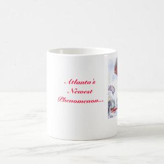 D.O.E.A. Atlanta's Newest Phenomenon... Basic White Mug