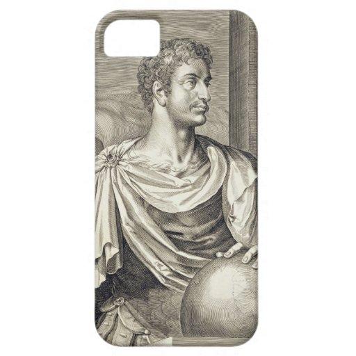 D. Octavius Augustus (63 BC - 14 AD) Emperor of Ro iPhone 5 Covers