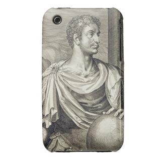 D. Octavius Augustus (63 BC - 14 AD) Emperor of Ro iPhone 3 Cover