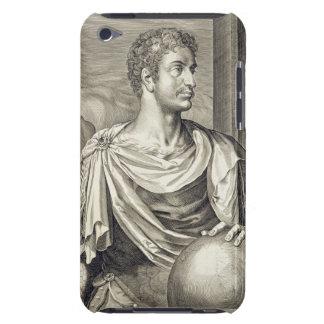 D. Octavius Augustus (63 BC - 14 AD) Emperor of Ro iPod Case-Mate Cases