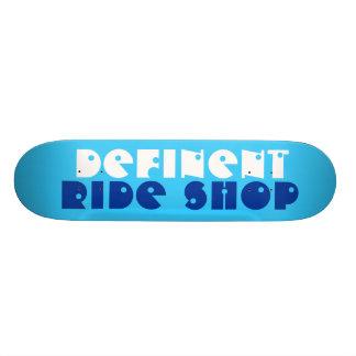 D.R-Shop Skate Board