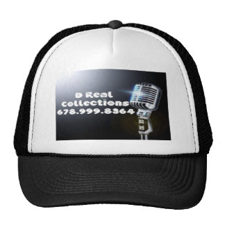 D Real Collections Apparel Hats