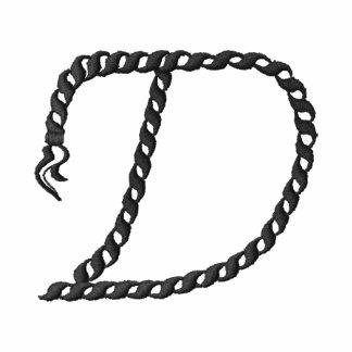 """D"" Rope Alphabet 2.5"""