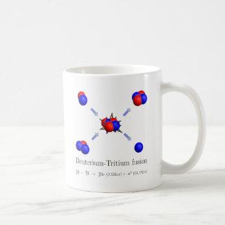 D-T fusion Coffee Mug