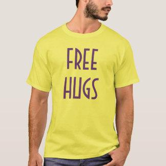 D&W FREE HUGS Yellow Version T-Shirt