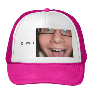 """D. White """"The Happy Hat"""""""