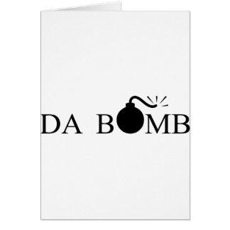 Da Bomb Cards