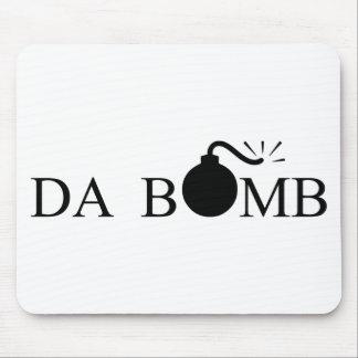 Da Bomb Mouse Pad