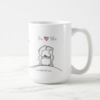 Da heart Ma Coffee Mug