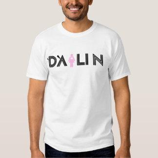 DA:LIN - Ladies AA Cotton Spandex TopA Tees