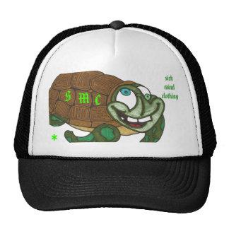 """""""da turtle lid"""" cap"""