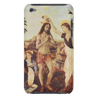 Da Vinci Leonardo - The Baptism of Christ iPod Case-Mate Case