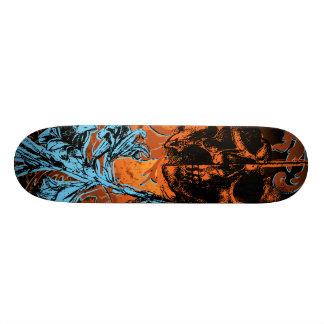 da Vinci Life and Death Board Skateboard