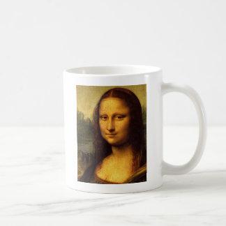 Da Vinci Mona Lisa Mugs