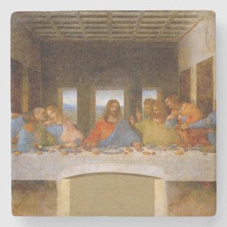 Da Vinci The Last Supper Stone Coaster