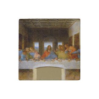 Da Vinci The Last Supper Stone Magnet