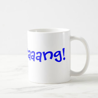 Daaang! Coffee Mug