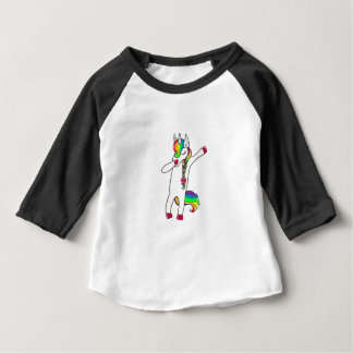 Dab unicorn baby T-Shirt