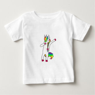 Dab unicorn baby T-Shirt