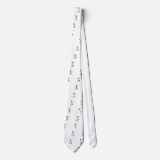 Dab unicorn tie